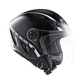 Mono Black Agv Blade Open Face Helmet 2010