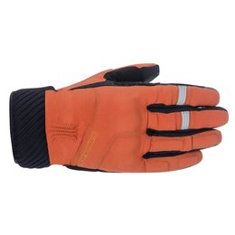 Orange Alpinestars Mens Yari Drystar Textile Gloves 2015