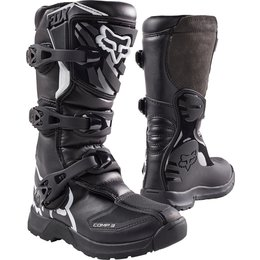 Fox Racing Youth MX Comp 3 Boots Black
