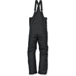 Arctiva Mens Pivot Insulated Waterproof Snow Bibs Black