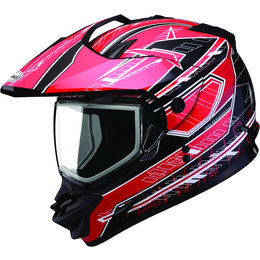 Red Gmax Mens Gm11s Gm 11s Nova Snow Sport Helmet 2013