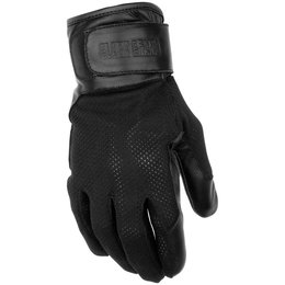 Black Brand Mens High Flow Mesh Gloves
