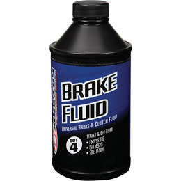 Maxima DOT 4 Brake Fluid 12 Oz 80-86912 Unpainted