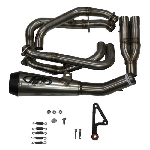 $1,029 00 M4 GP Mount Full Exhaust System For Kawasaki #243862