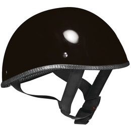 Vega XTA XT-A Naked Half Helmet Black