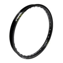 Pro-Wheel Front Rim For Play Bike 1.40x19 Aluminum Black For Yamaha TT-R125L