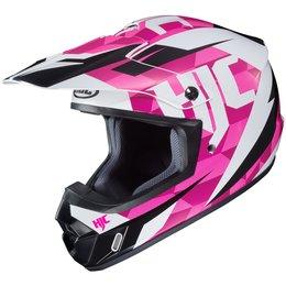 HJC Womens CS-MX 2 Dakota Helmet Pink