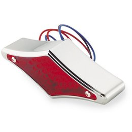 Chrome Bikers Choice Led Tail Light Diamond Universal