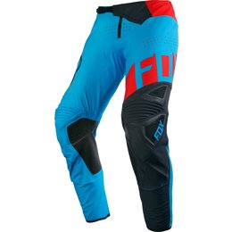 Fox Racing Mens FlexAir Libra Pants Blue