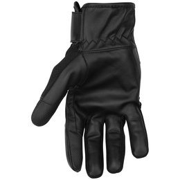 Black Brand Mens High Flow Mesh Gloves Black