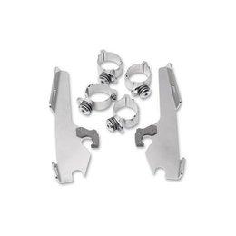 Memphis Shades F/S Trigger MT Kit For Harley FLSTSB/C FXSTS