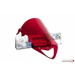 Puig Racing Windscreen Red For Aprilia RSV 1000 R/Factory 2004-2008