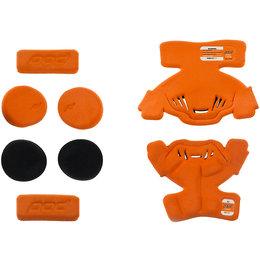 Pod K1 Youth Knee Brace MX Pad Set Orange