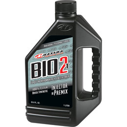 Maxima BIO 2T Biodegradable Synthetic Engine Oil 1 Liter 19901 Unpainted