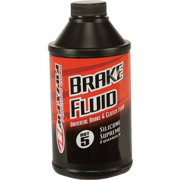 Maxima DOT 5 Brake Fluid 12 Oz 80-81911 Unpainted