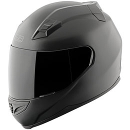 Speed & Strength SS1200 Solid Speed Full Face Helmet Black