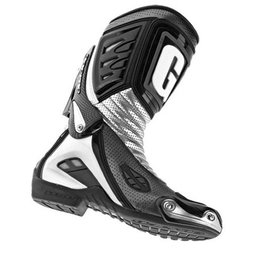Silver Gaerne Grw Limited Edition Racing Boots Us 7