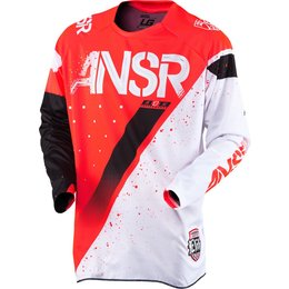 Answer Mens Limited Edition Elite Halo MX Motocross Riding Jersey Red