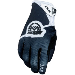 Moose Racing Youth Boys SX1 MX Motocross Gloves Black