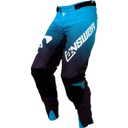 Answer Racing Mens Trinity Pants Black