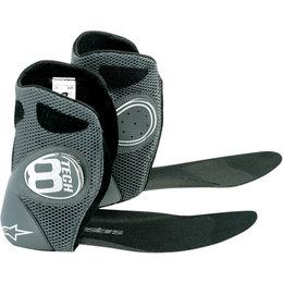 Alpinestars Mens Tech 8 Light Replacement Inner Booties Boot Liners Pair Black