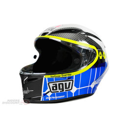 AGV Corsa Limited Edition Valentino Rossi Mugello 2015 Full Face Helmet