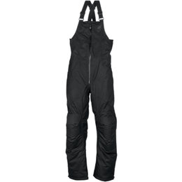 Arctiva Womens Pivot Insulated Waterproof Snow Bibs Black
