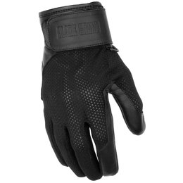 Black Brand Womens Cool Rider Mesh Gloves