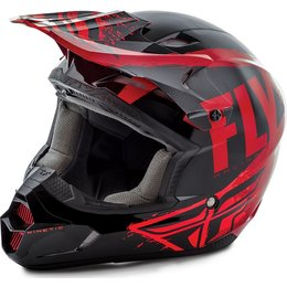 Fly Racing Kinetic Burnish Helmet Black