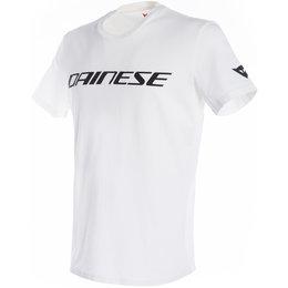 Dainese Mens Dainese Short Sleeve T-Shirt White