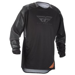 Fly Racing Mens Patrol XC MX Jersey Black