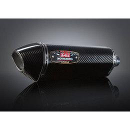 Stainless Steel Mid Pipe/carbon Fiber Muffler/carbon Fiber End Cap Yoshimura R-77 Epa Compliant Slip-on Muffler Ss Cf Cf For Yamaha Fz1 2006-2012