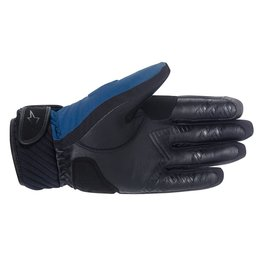 Blue Alpinestars Mens Yari Drystar Textile Gloves 2015