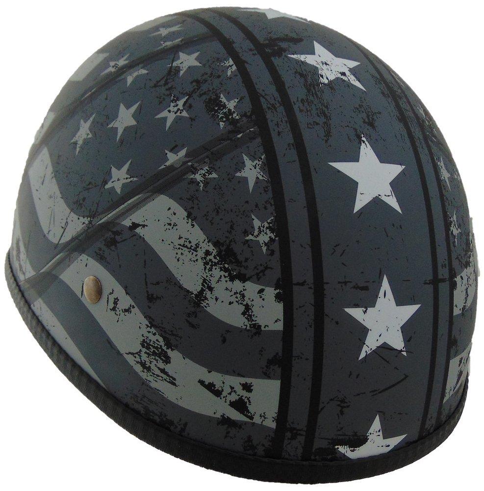 4849 Vega Xta Xt-A Naked Half Helmet 265378-9090