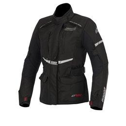 Black Alpinestars Womens Stella Andes Drystar Textile Jacket 2014