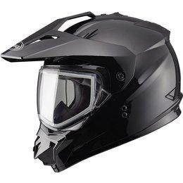 GMax GM11S Sport Snow Helmet With Dual Pane Shield Black