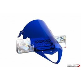 Puig Racing Windscreen Blue For Honda CBR600RR CBR 600RR 2003-2004