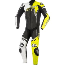 Alpinestars Mens GP Plus V2 1 Piece Leather Suit Black