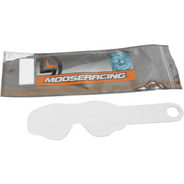 Moose Racing Fox Main Replica Goggle Tear-Offs Transparent
