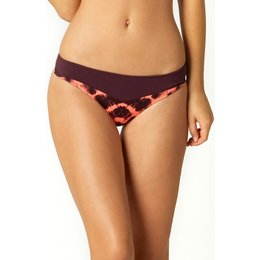 Fox Racing Womens Rock Out Skimpy Bikini Bottom Red
