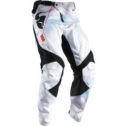 Thor Mens Fuse Air Lit Pants White