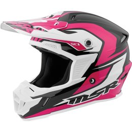 MSR Youth Girls SC1 Score Motocross MX Riding Helmet Black