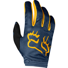 Fox Racing Youth Girls Dirtpaw Mata Gloves Blue