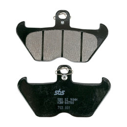 SBS Performance HS Sintered Front Brake Pads Single Set Only BMW 703HS Unpainted