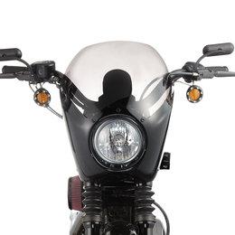 Gloss Black Arlen Ness Direct Bolt On Fairing For Harley Davidson Fxd 2006-2012