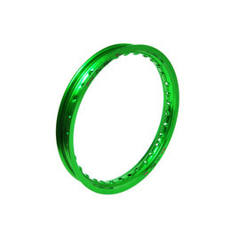 Pro-Wheel Mini Bike Rear Wheel Rim 1.6 X 14 LS For Kawasaki Green Green