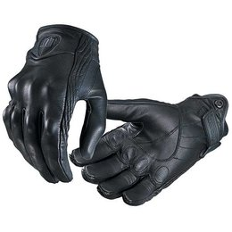 Stealth Icon Pursuit Leather Motorcycle Gloves