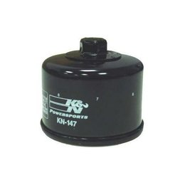 $16 69 K&N Oil Filter KN-163 For BMW Motorcycles #877927