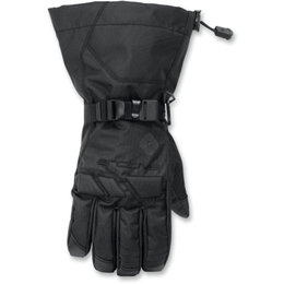 Arctiva Mens Pivot Insulated Waterproof Snow Gloves Black