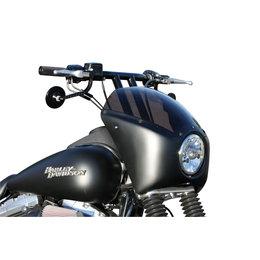 Primer Arlen Ness Direct Bolt On Fairing Paintable For Harley Davidson Fxd 2006-2012
